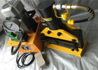Portable Hydraulic Busbar Copper Cutting Machine For Inudstrial / Household Use