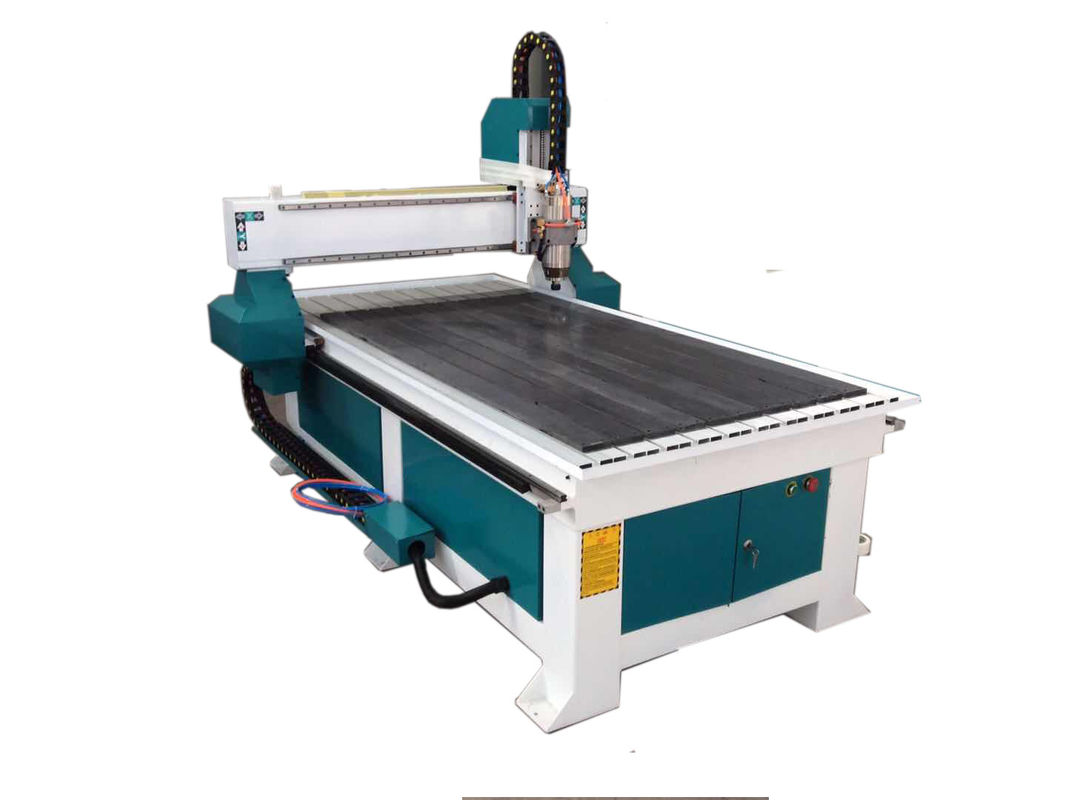 1325 Woodworking CNC Machine C And C Router With 3KW Water Cooling / Air Cooling