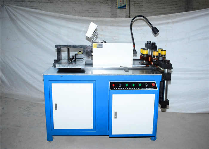 Hydraulic CNC Aluminum / Copper Punching Machine , Metal Hole Punch Machine