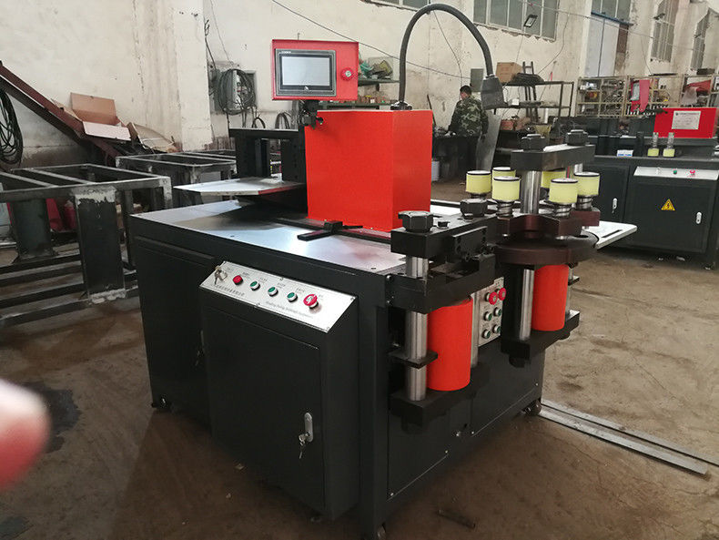 12x160mm CNC copper punching machine for high and low switchgear industrial